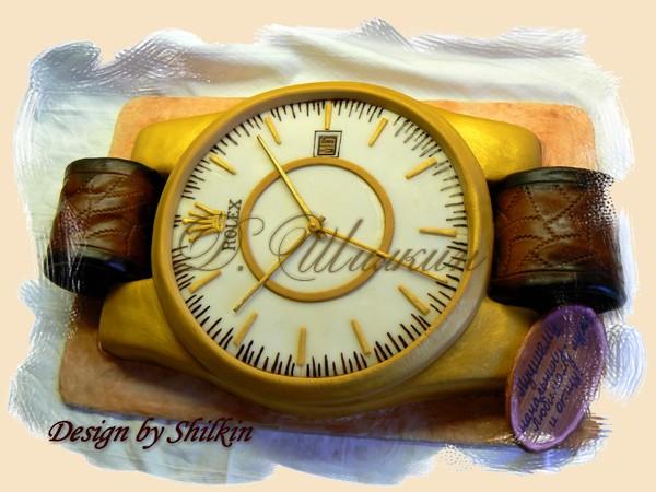Бисквитный торт зебра украшение